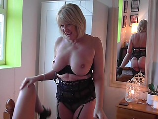 Young house wife pussy something