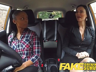 Young black lesbians having sex